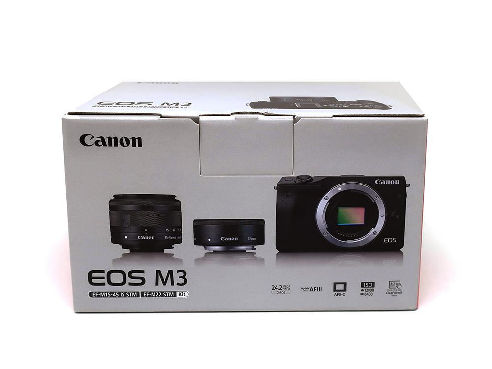 キャノン ミラーレス一眼デジタルカメラ EOS M3 買取情報 201909