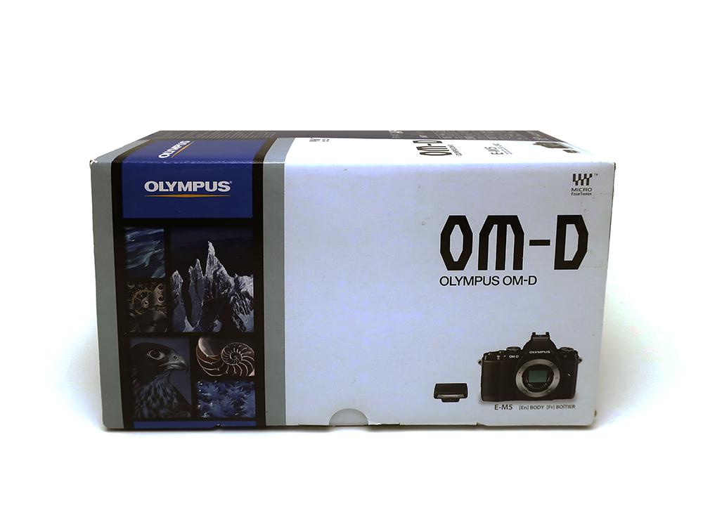 オリンパス ミラーレス一眼デジタルカメラ OM-D E-M5 買取情報 201909