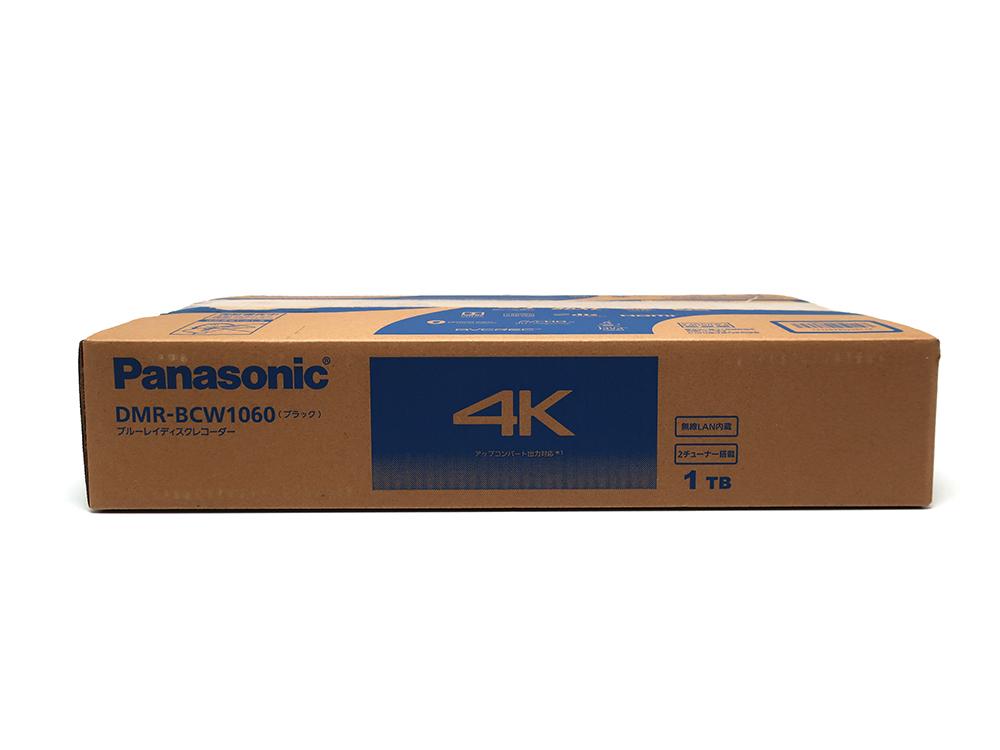 パナソニック DVDレコーダー BMR-BCW1060 買取情報 201909