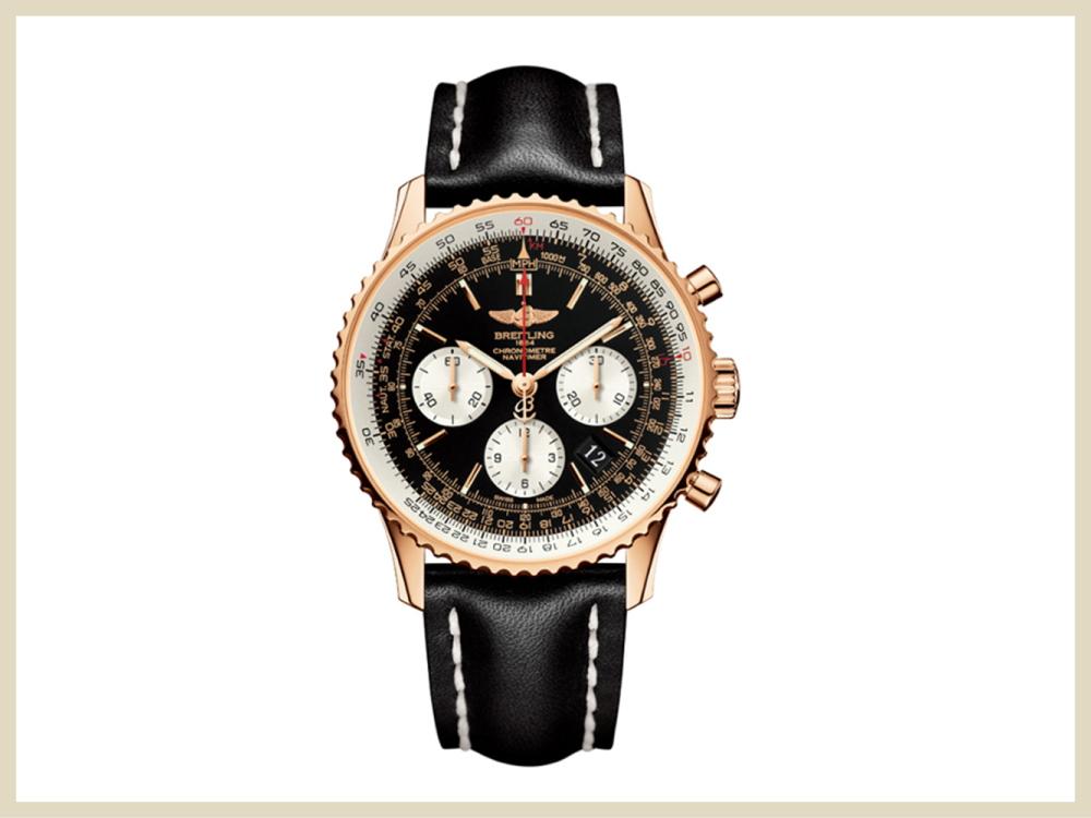 取扱ブランド時計 ブライトリング ナビタイマー B01 クロノグラフ 43 R022B49KBA