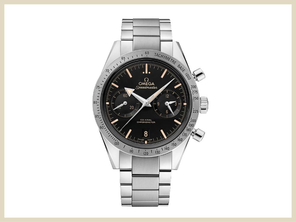 取扱ブランド時計 オメガ スピードマスター57 クロノグラフ 331.10.42.51.01.002
