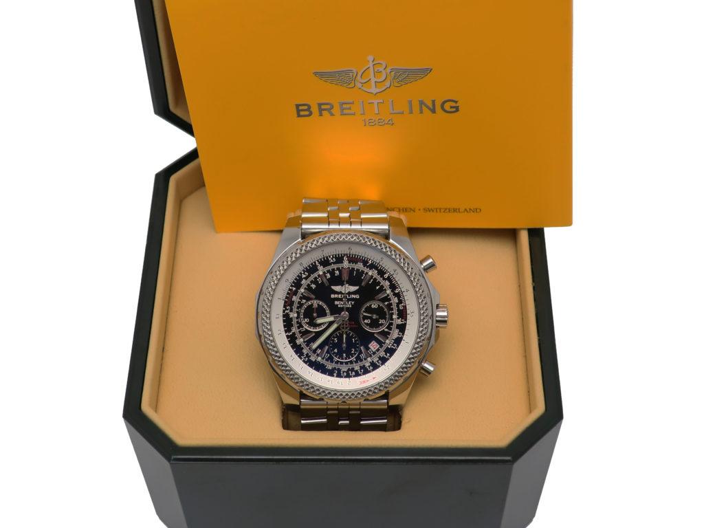 ブライトリング  ベントレー A25362 買取情報 202005