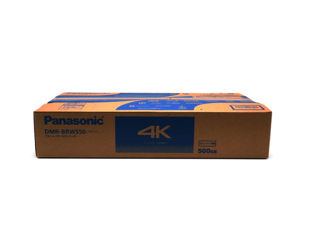パナソニック DVDレコーダー DMR-BRW550 買取情報 202006