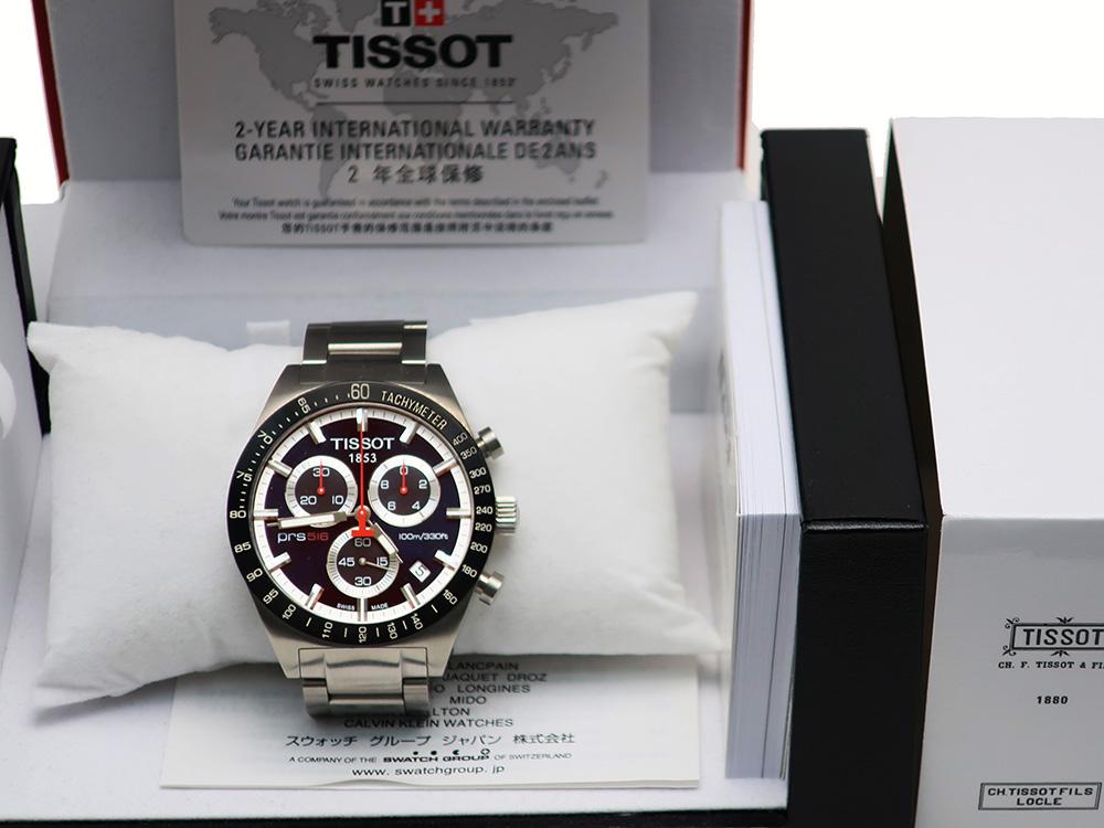 ティソ オートマ クロノ T044417A 買取情報 202008