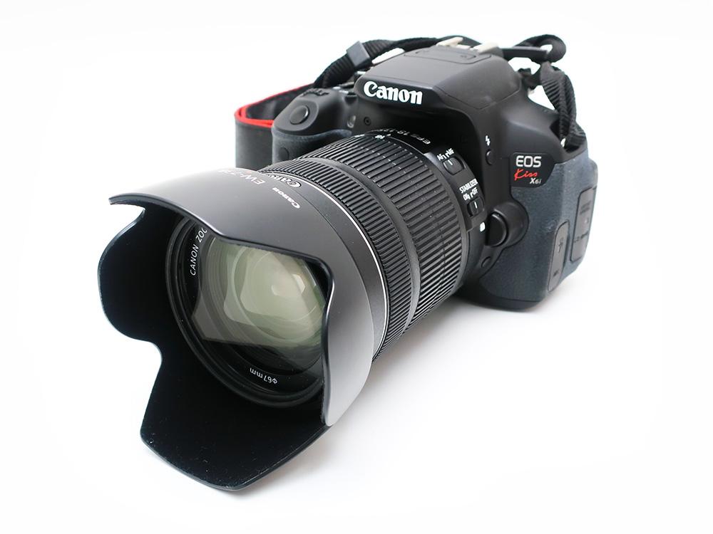 キャノン デジタル一眼カメラ EOS Kiss X6i レンズセット 買取情報 202009