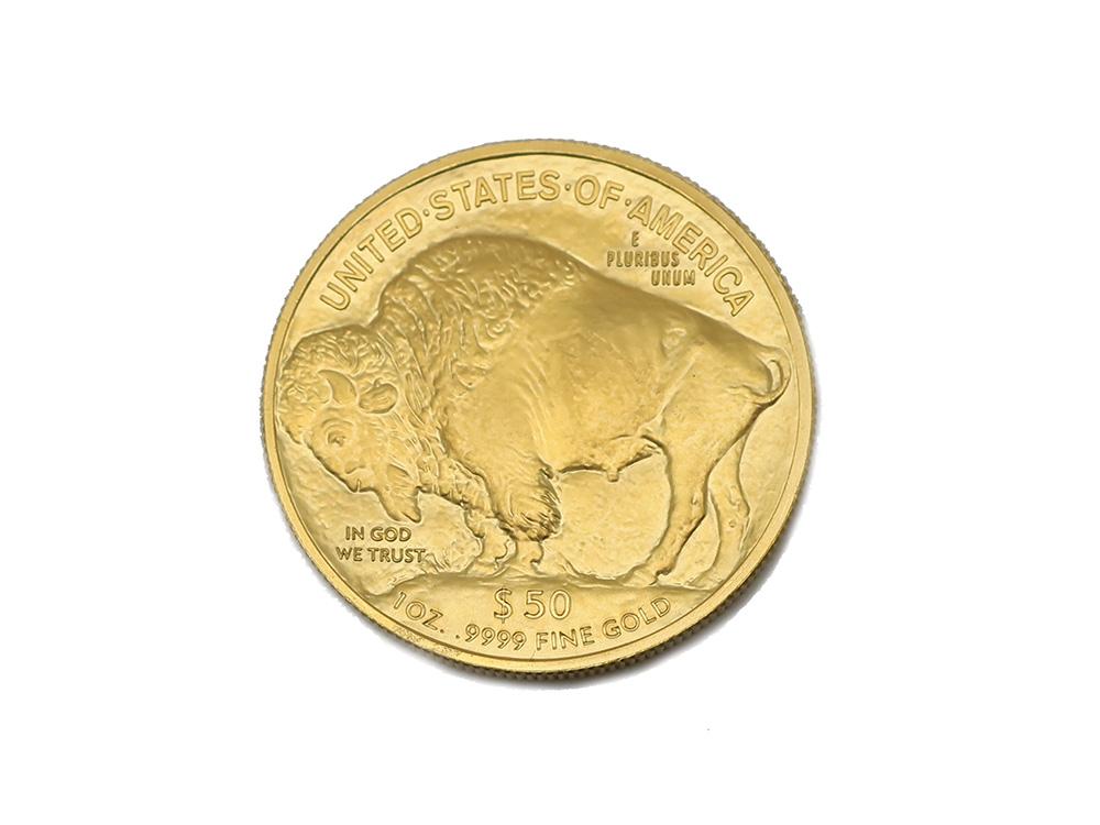 純金1オンスコイン 買取情報 202009