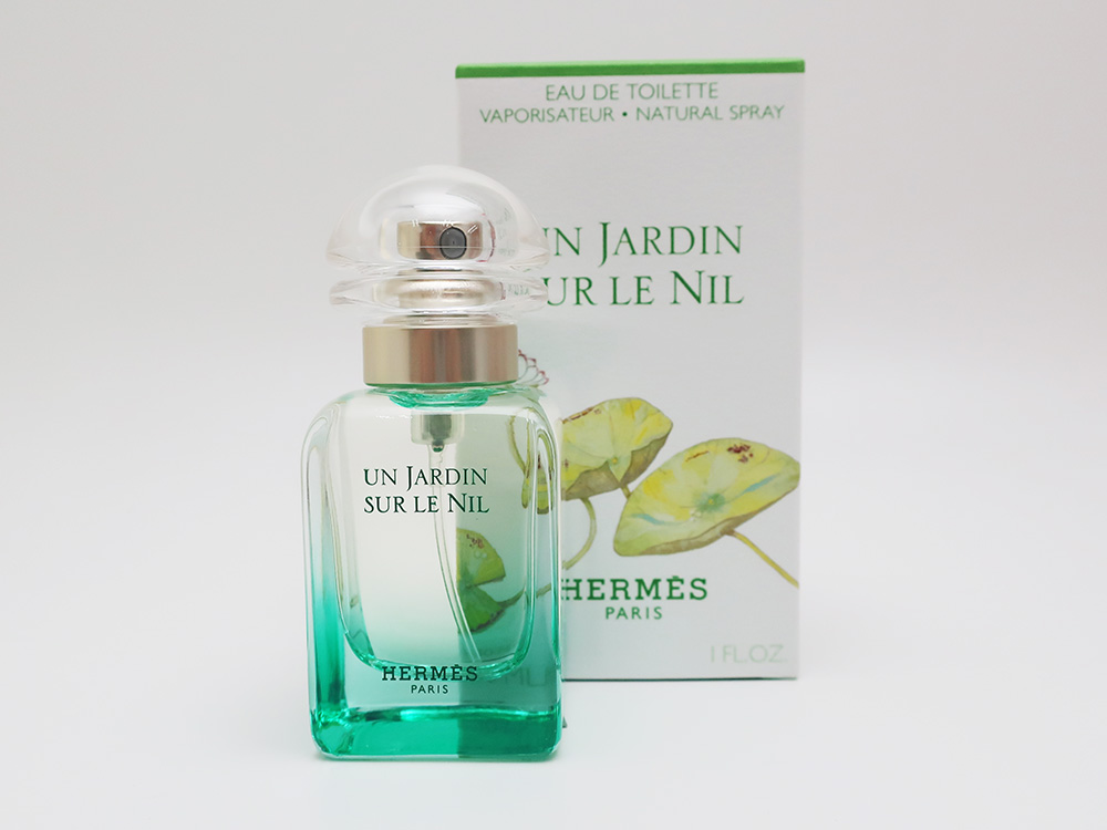 HERMES ナイルの庭 30ml 目玉商品 202009