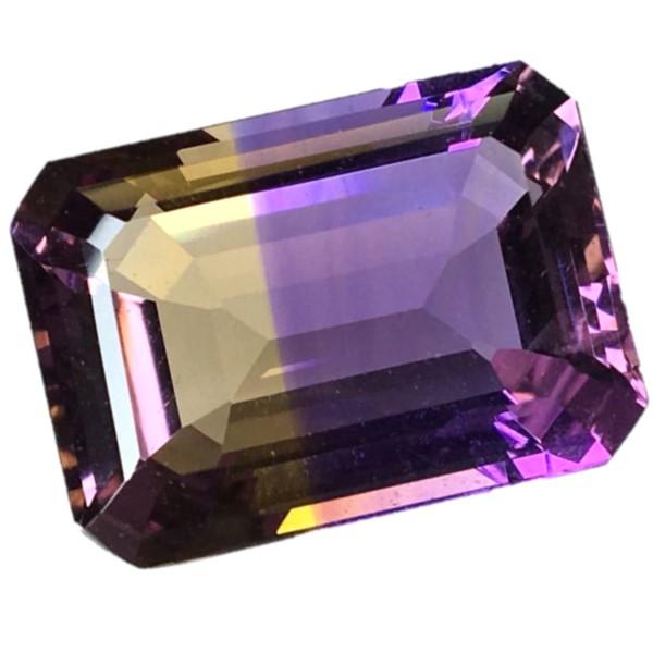 アメトリン(紫黄水晶)