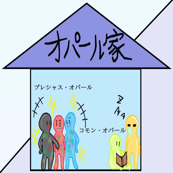 「オパール家」イメージ