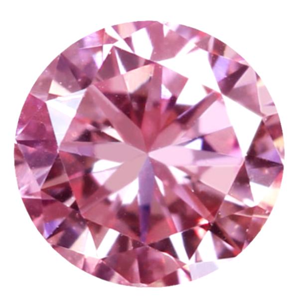ファンシーカラー(ピンク)・ダイヤモンド