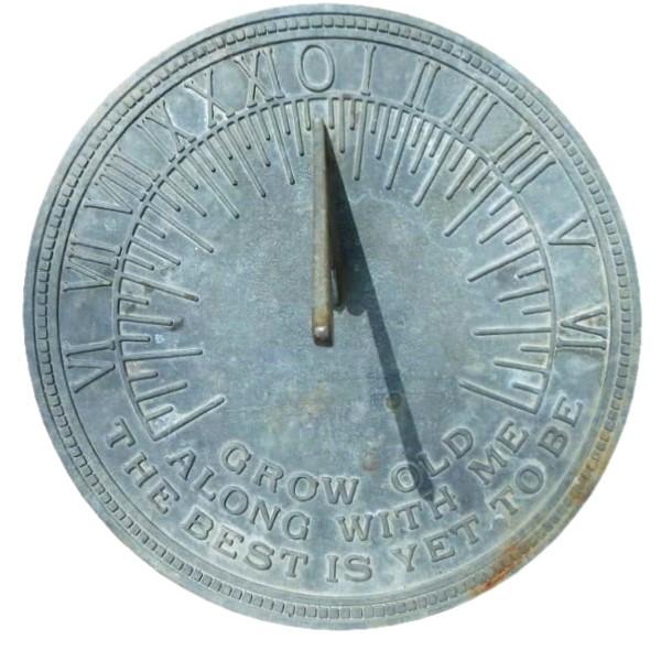 日時計の例