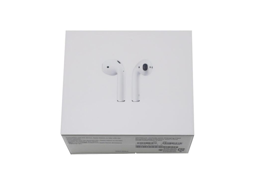 アップル AirPods CA95014 買取実績 202103