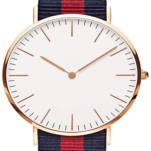 アナログクオーツ式時計