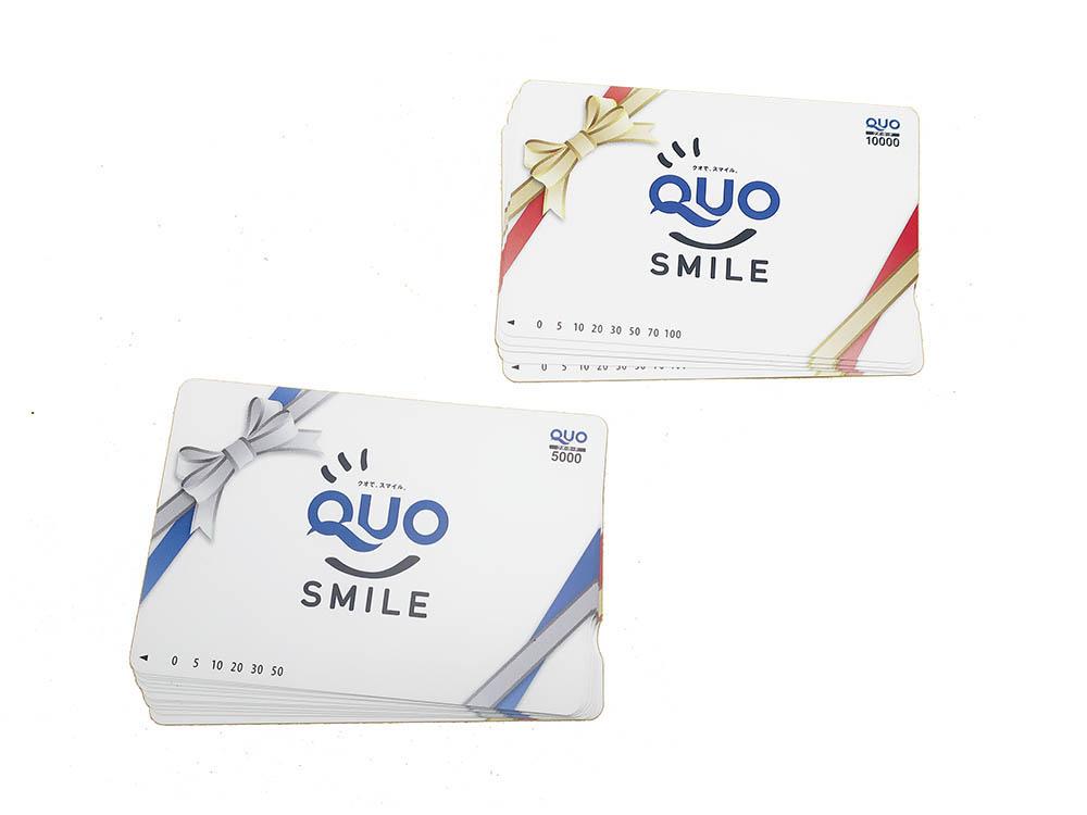 Quoカード 10,000円 5,000円 買取実績 202104